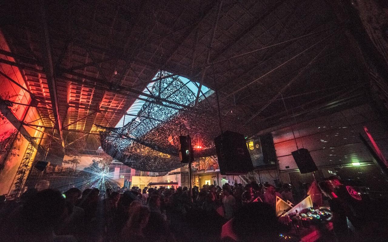 Cruquiusgilde Warehouse photo