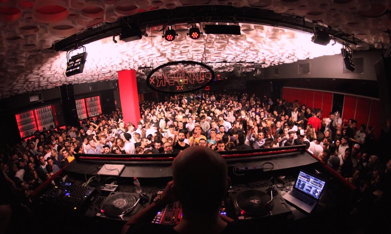 Under Club photo