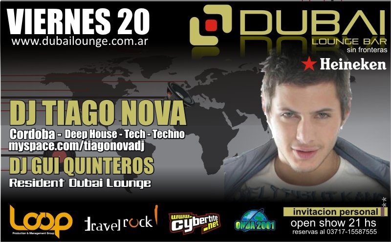 Vip Sessions On Dubai Lounge - Flyer front