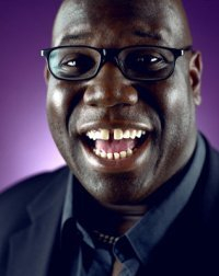 Carl Cox - Flyer front