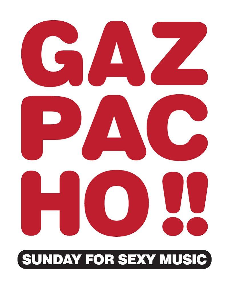 Gazpacho - Flyer front