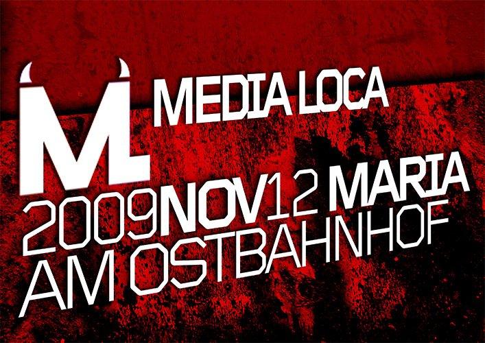Media Loca - Flyer back