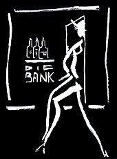 Die Bank - Flyer front