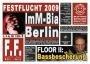 Fest Flucht & Bassbescherung V - Flyer front