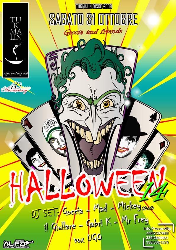 Halloween 14 - Flyer front