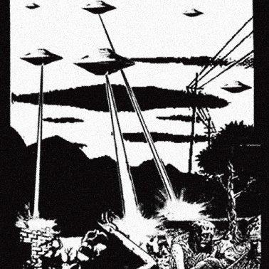 Saloon De Space Gathering Vol.28 - Flyer front