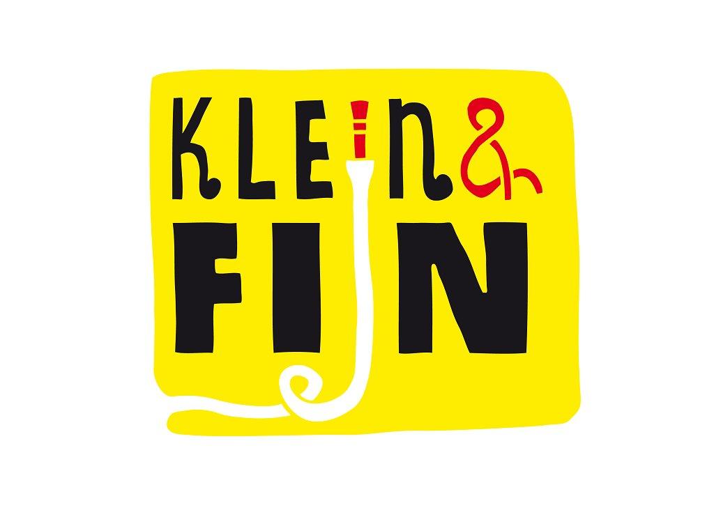 Klein En Fijn - Flyer front