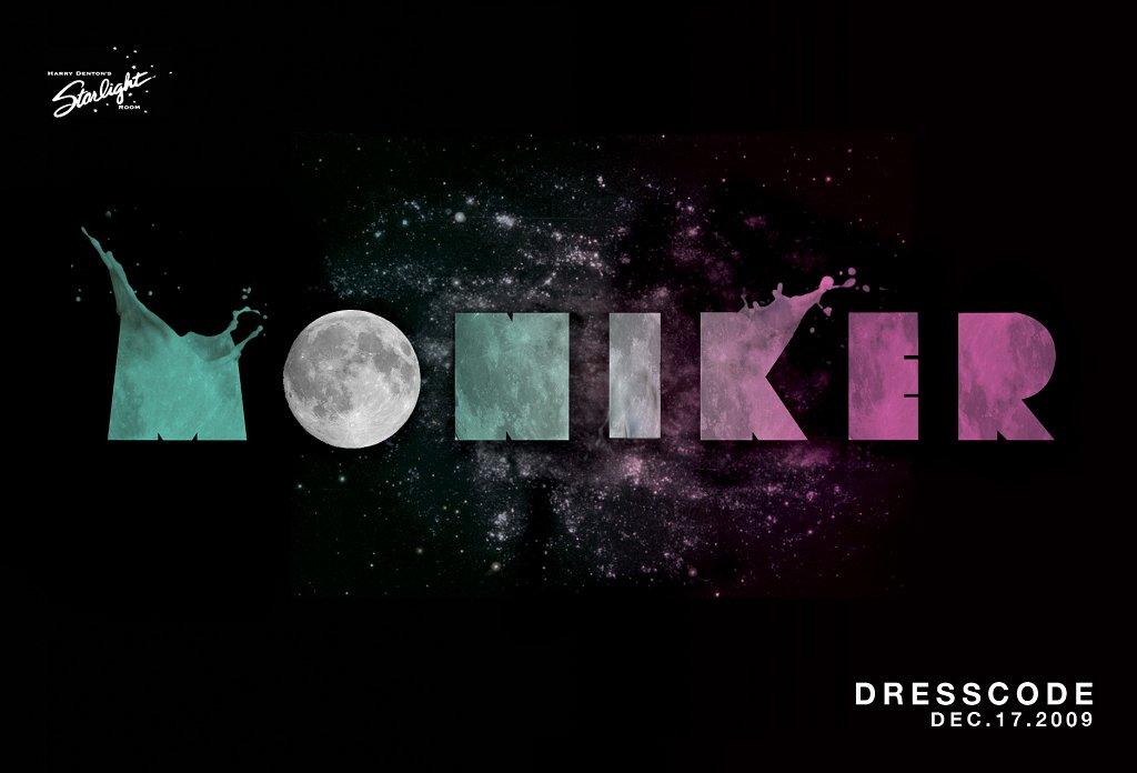 Dresscode feat Moniker Live Pa - Flyer front