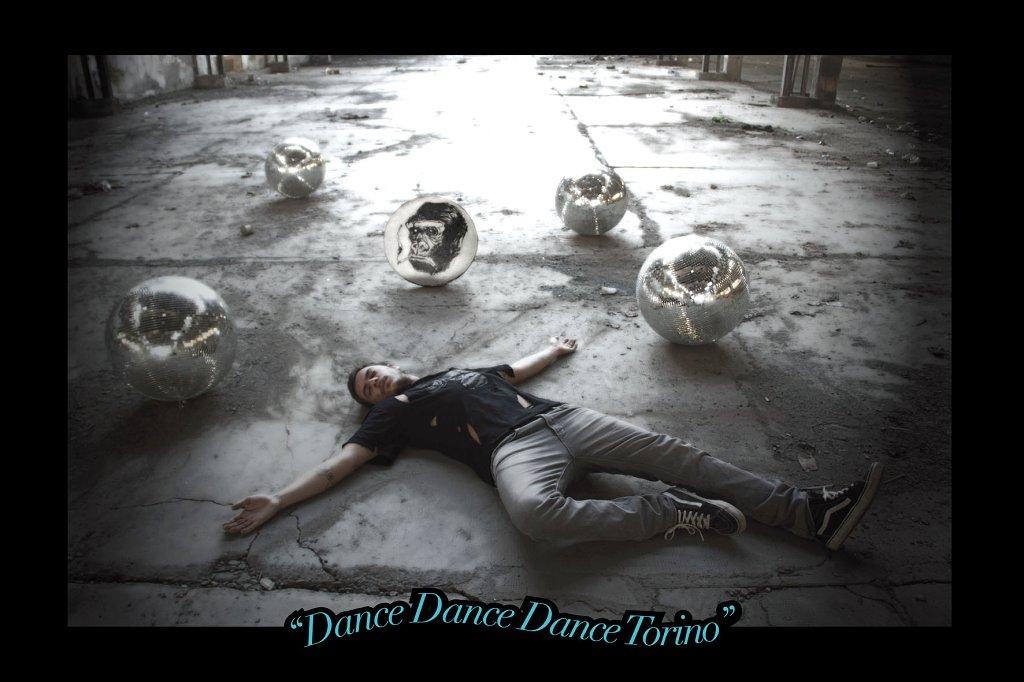 Savana Potente presents Dance Dance Dance Torino - Flyer front