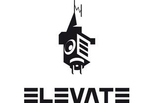 Elevate Tourstop Graz - Flyer front
