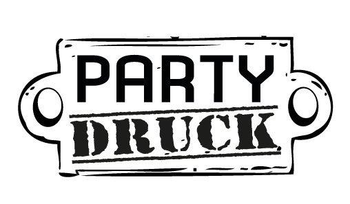 Partydruck - Flyer front