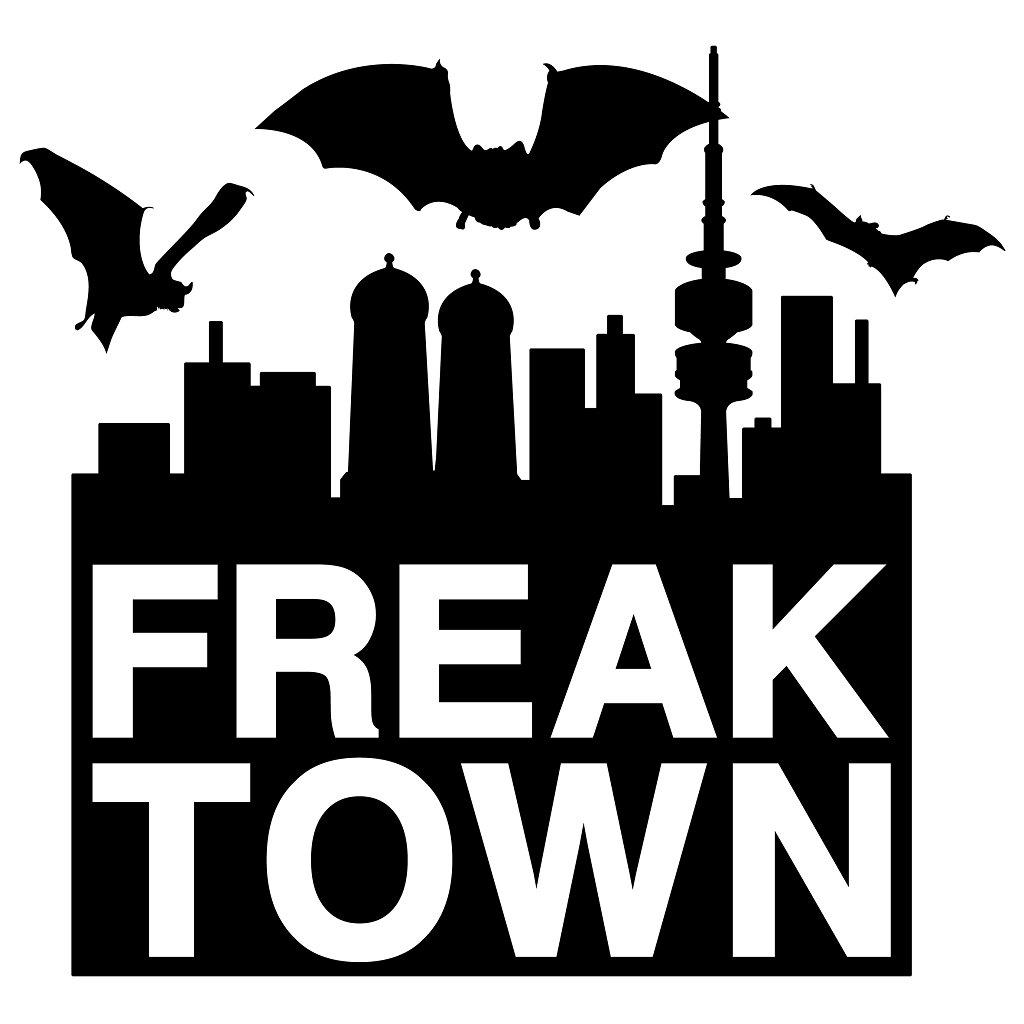 Freaktown Labelnacht - Flyer front