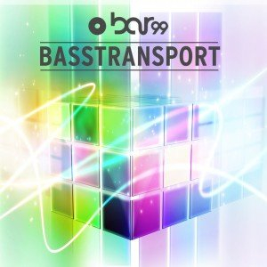 Basstransport with Fischer & Kieferle, Deco and Lucullus - Flyer front