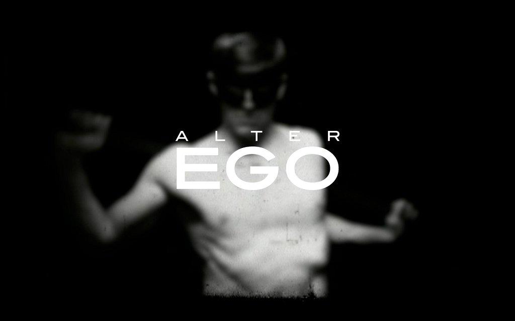 Alter Ego - Flyer front