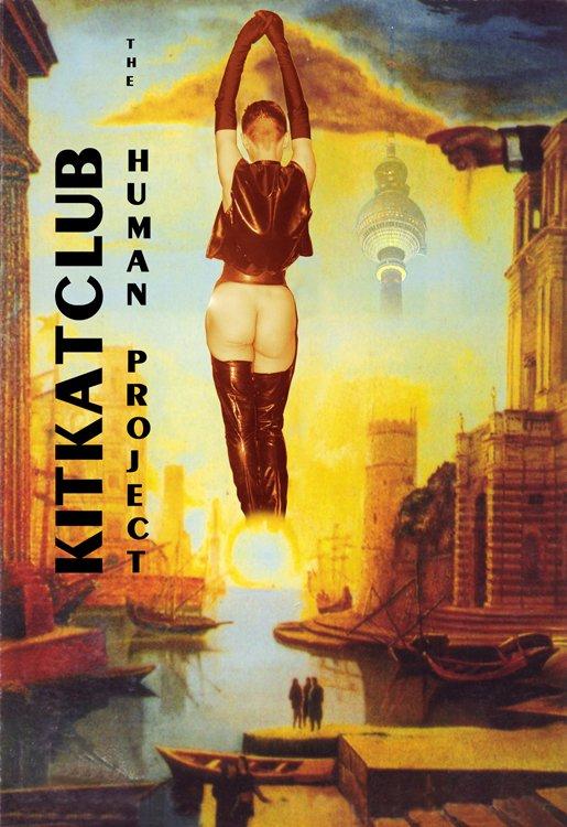 Halloween - Kit Kat Clubnacht - Flyer front