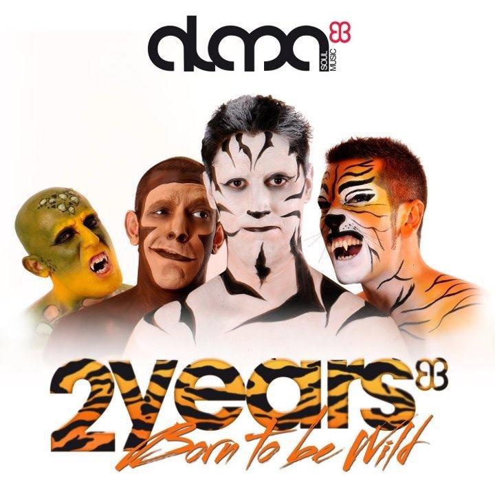 Javier Varez & Alma Soul Music´s Family at Kumharas Ibiza Live On Ibiza Sonica Radio - Flyer front
