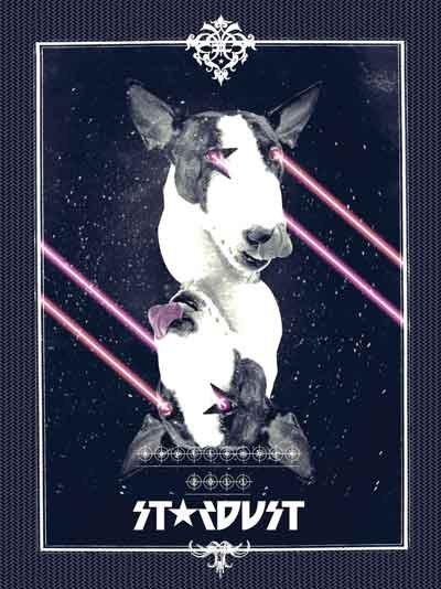 Stardust - Flyer front