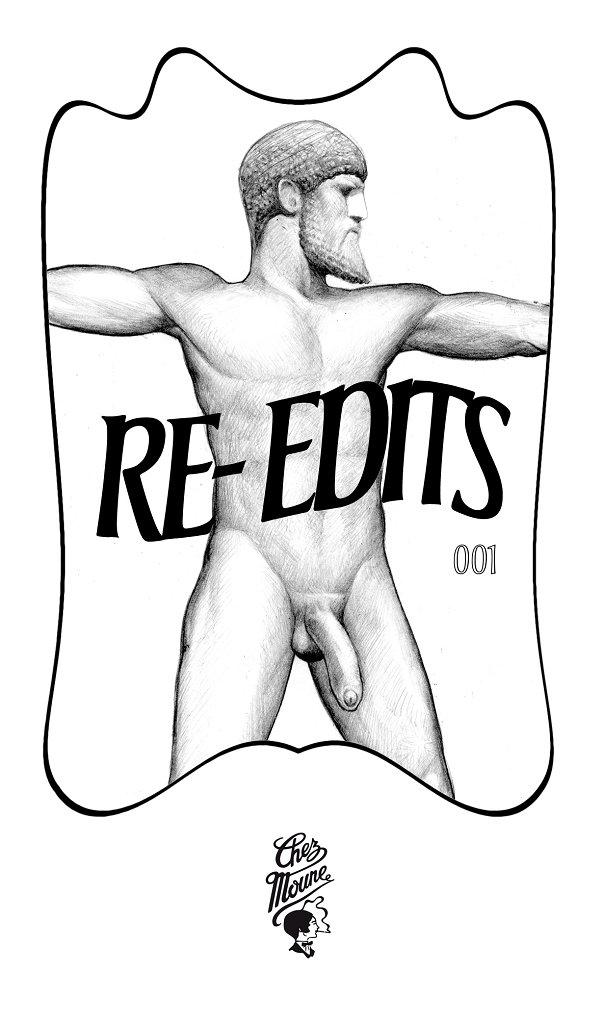 Retrograde (Re-Edits Vol. 1) - Flyer front