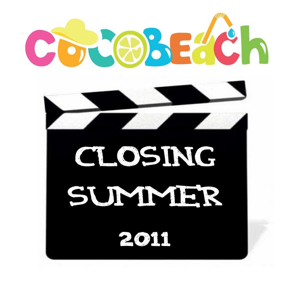 Cocobeach - After Coco'Apocalypto #2 Closing - Flyer front