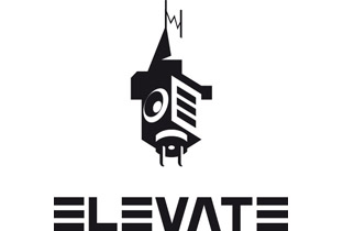 Elevate Tourstop Zagreb - Flyer front