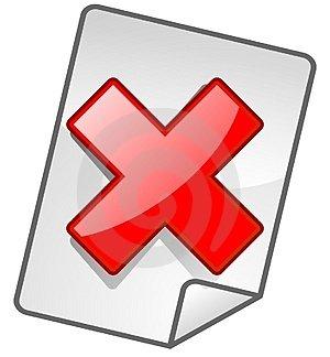 Please Delete - Flyer front