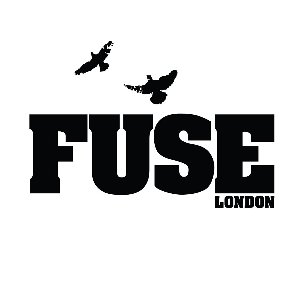 Fuse with Tini & Enzo Siragusa All Day Long - Flyer front
