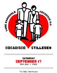 Cocadisco Stilleben - Flyer front