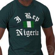 Nigeria Independence Dance - Flyer front