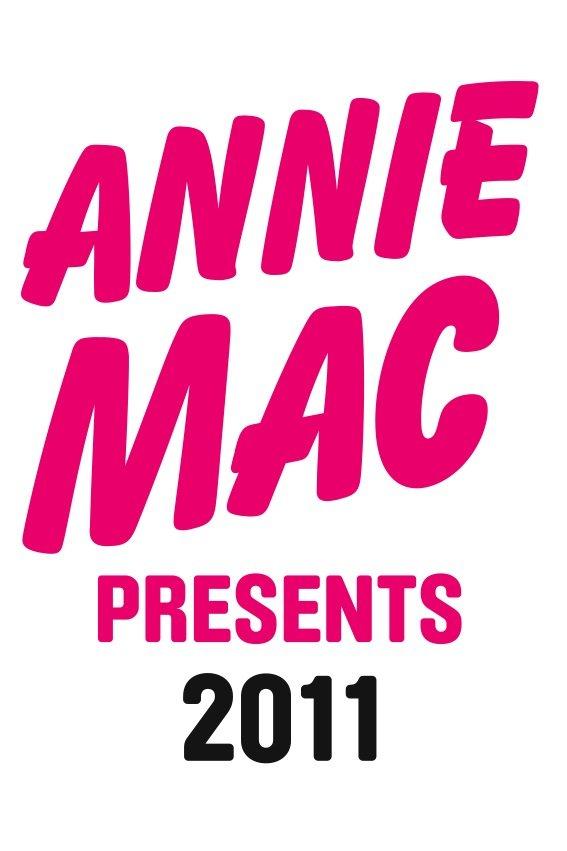 Annie Mac presents..... - Flyer front