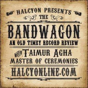 Halcyon presents The Bandwagon 035: Bea Tricks - Taimur Agha - Flyer front