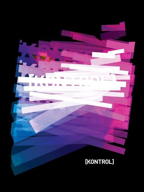 [kontrol] with D.Diggler & Kollektiv Turmstrasse (Live) - Flyer front