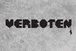 Verboten presents Lee Foss / Mathew Jonson / Walker & Royce - Flyer front