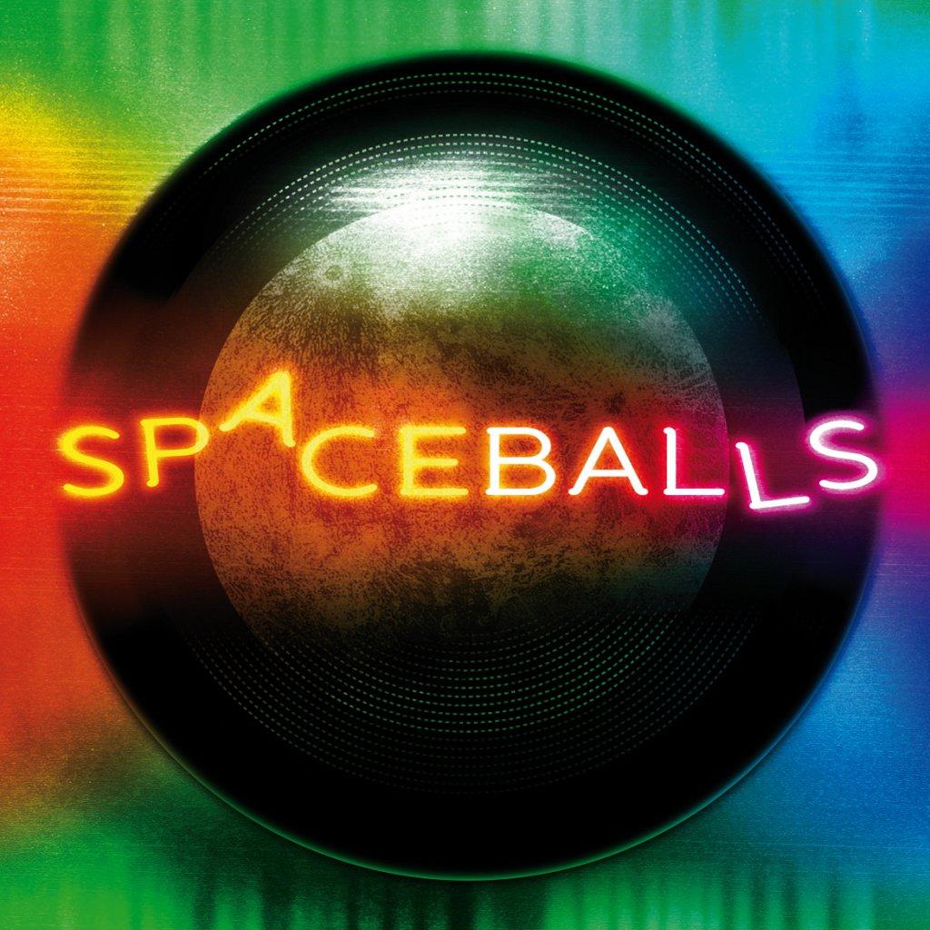 Spaceballs Pt.1 - Flyer front