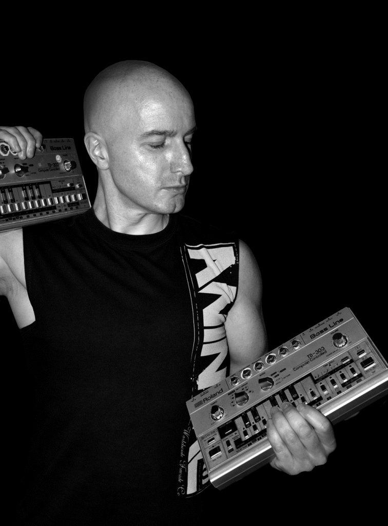 Killekills Acid ist Fertig: Mike Dred - Flyer back
