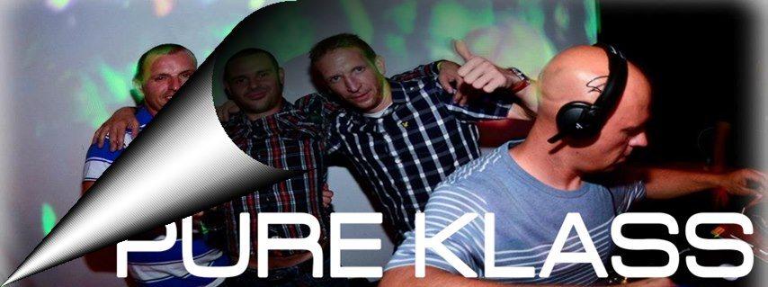 Pure Klass Club Bournemouth with DJ Billy Nasty - Flyer front