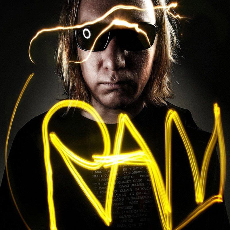 Killekill Summer Camp Opening - Radioactive Man, The Almost People, DJ Flush - Flyer front