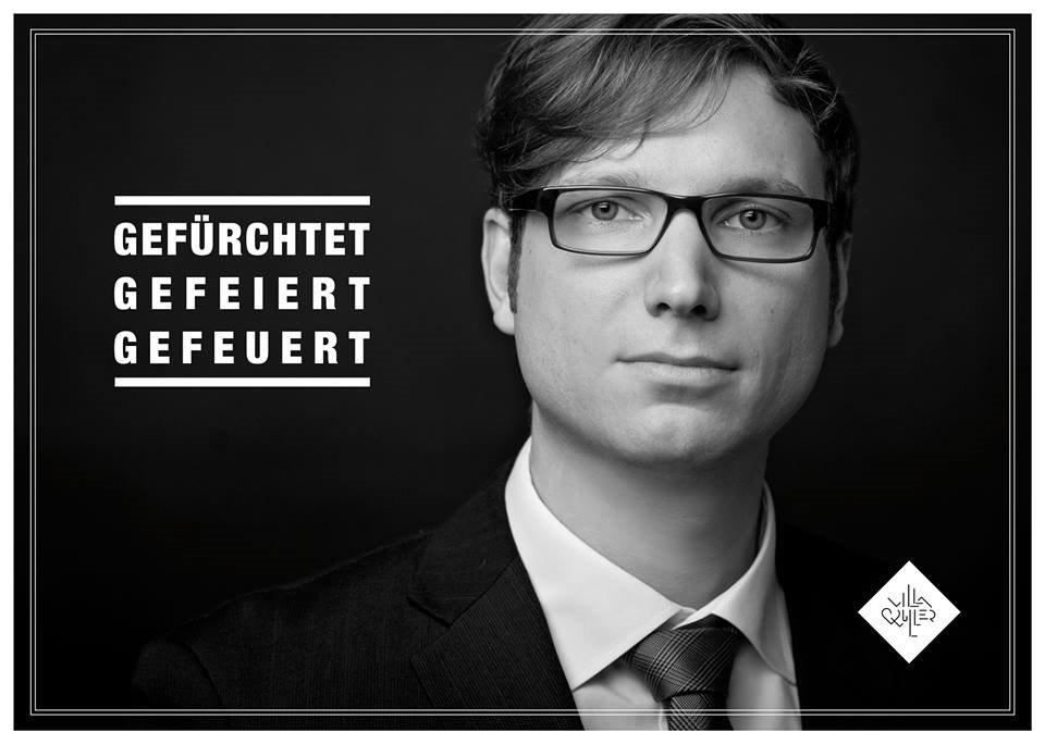 New Yeah - Voll UFF DE Fuffzehn - Flyer front