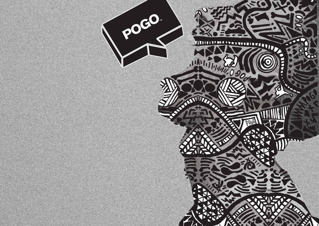 Subject at Pogo - Omar S & DJ Skirt - Flyer front