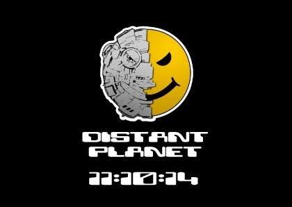 Distant Planet - Acid House, Oldskool Rave and Jungle - Flyer back