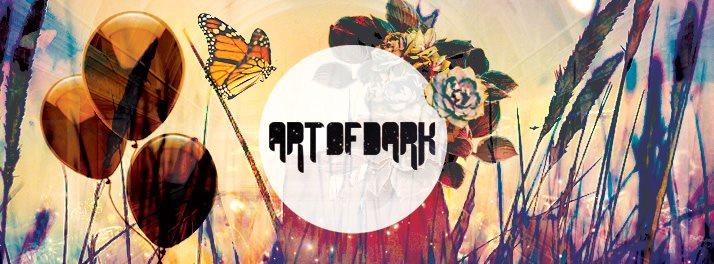 Art Of Dark - 3rd Bday - Open Air Car Park & Terrace Party, Cassy, Maayan Nidam, Delano Smith - Flyer front