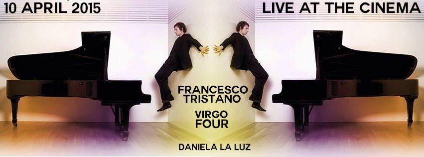 Secret Warehouse with Francesco Tristano, Virgo Four, Daniela La Luz at Leipziger Str. 60 - Flyer front