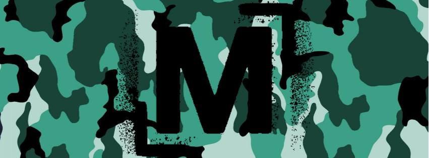 Majestik - Bunker Party (Secret Location) - Flyer front