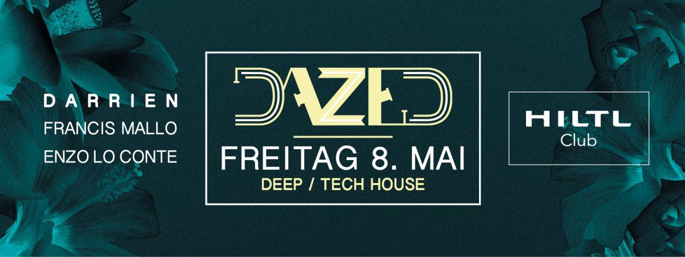 Dazed - Flyer front