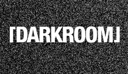 Darkroom with Kassem Mosse - Live - Flyer front