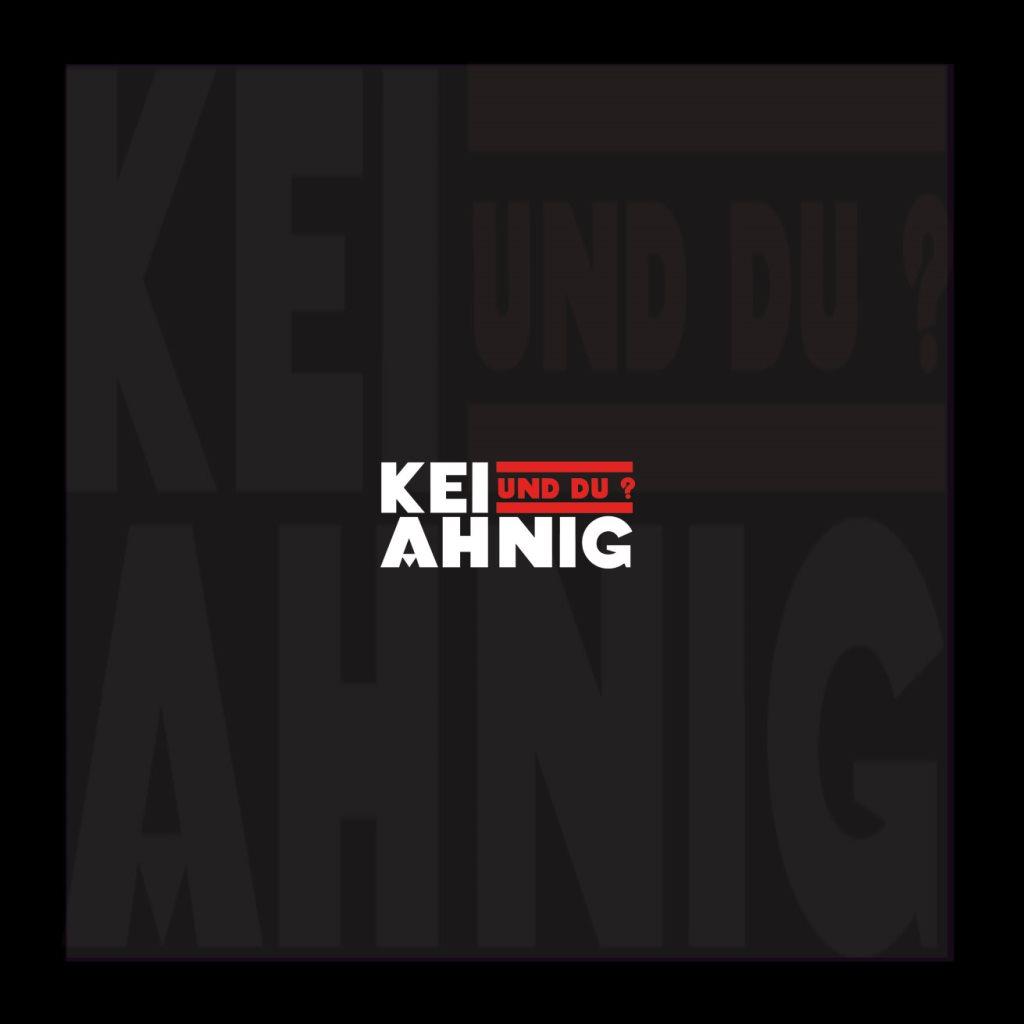 Kei Ahnig und du - Flyer front