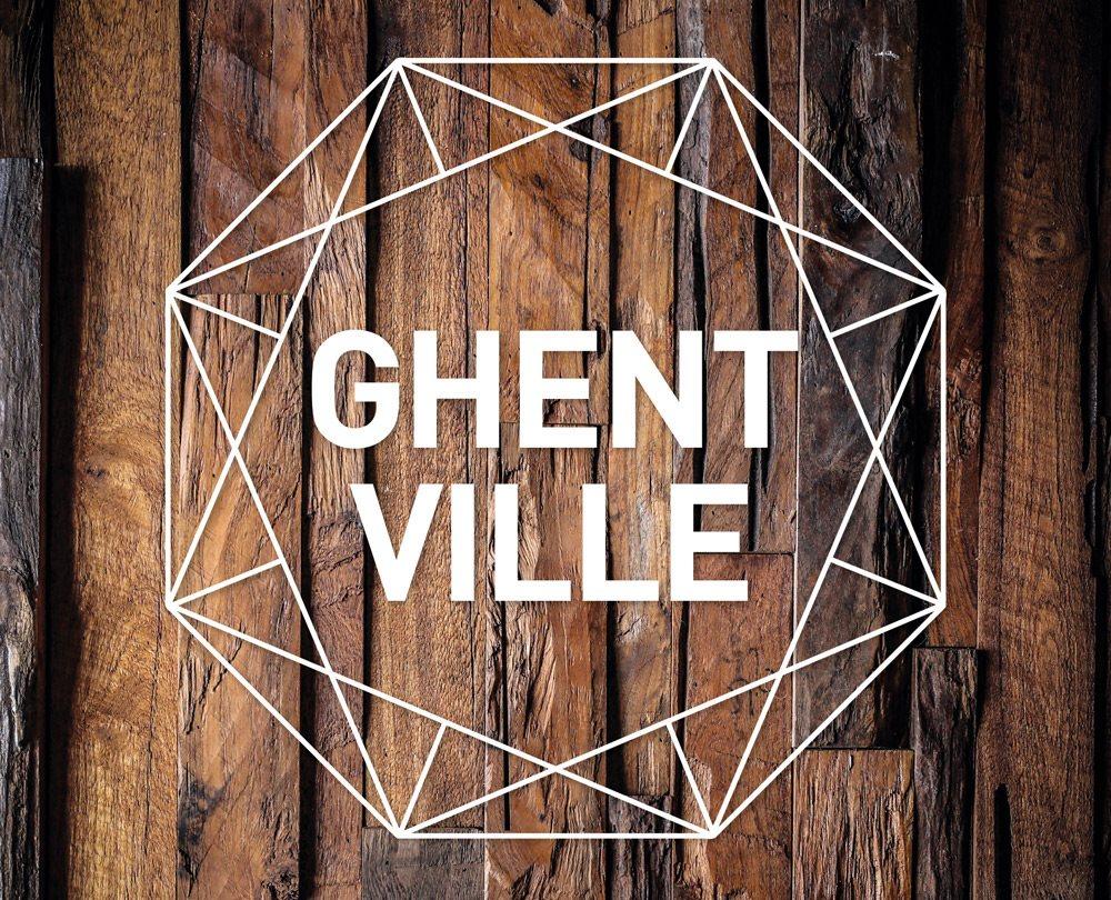 Ghentville 17 Days Summer Village  Opening Weekend - Flyer front