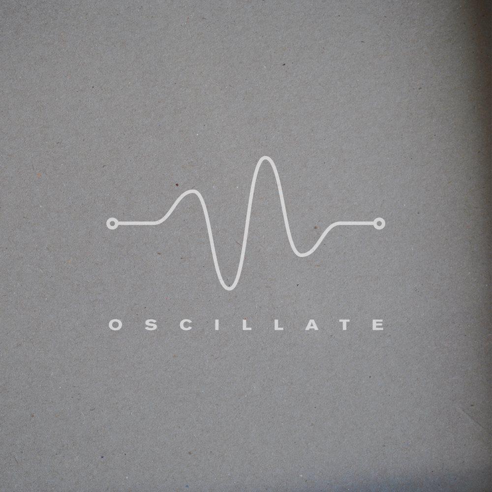 Oscillate Garden Session - Flyer front