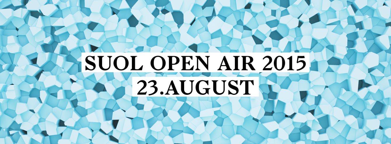 Suol Open Air 2015 - Flyer front