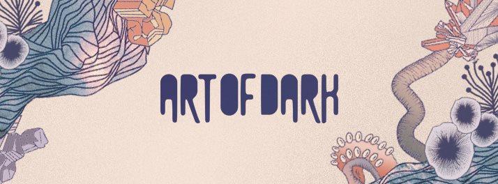Art Of Dark - Summer Closing. Petre Inspirescu, Margaret Dygas, Nicolas Lutz, Mandar - Flyer front