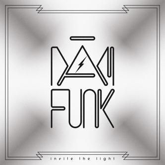 Dam-Funk Invite the Light Tour - Flyer front